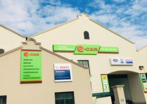 Premier Auto Services e-CAR