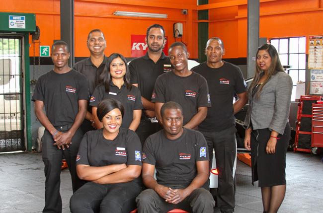 Premier-Auto-Services e-Car Team