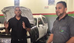 troubleshooting a BMW engine problem
