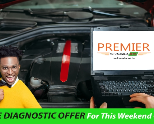 FREE Diagnostic offer - for this weekend only