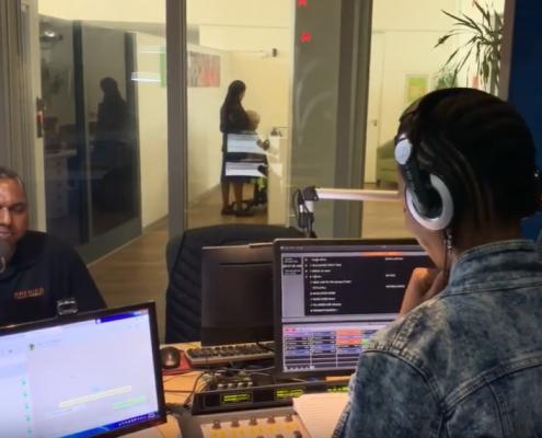 Vanessa Marawa Vuma FM interview