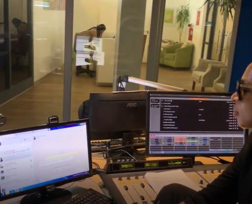 Vanessa Marawa show on Vuma FM